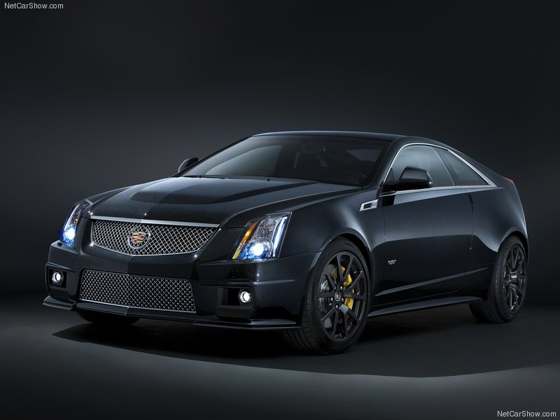 2011Cadillac CTS-V Black Diamond Edition