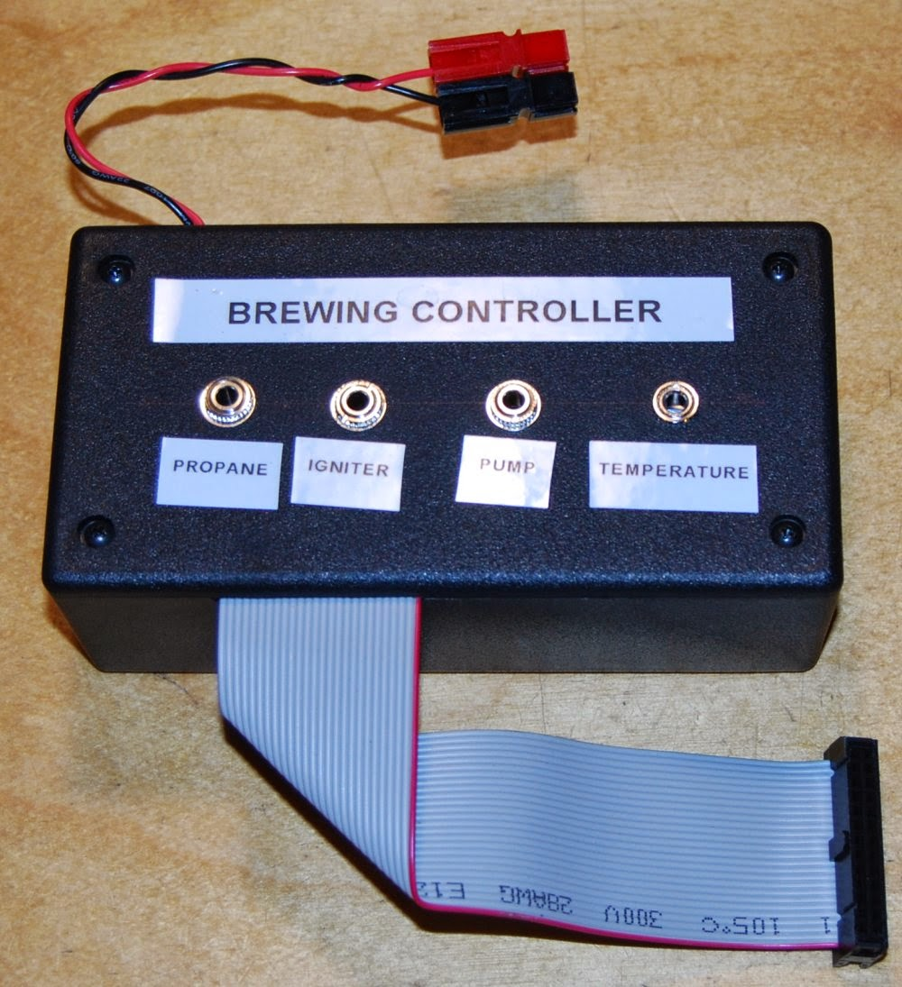 The Raspberry Pi Hobbyist Automated Home Brewing By Arduino Low Powered Solenoid Driver Hobby For Hobbies