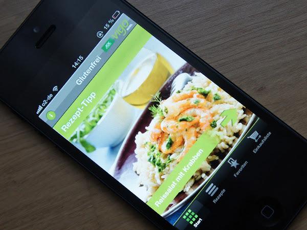 glutenfreie Apps für Smartphones