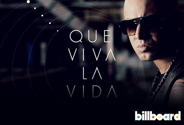 Wisin Que Viva La Vida numero 1 radio revista Billboard Realeza Urbana Magazine
