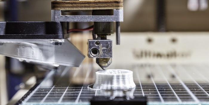 Mobil Ini Dibuat Dengan Menggunakan Printer 3D Loh