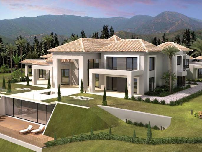 Teniay luxury casa de lujo en venta marbella - Casas rusticas de lujo ...