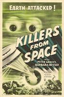 Cartel Asesinos del Espacio