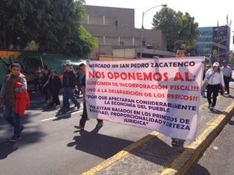 """Marchando el Mercado """"San Pedro Zacatenco"""""""