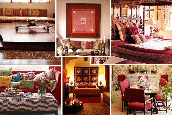 Ambientes Pequenos: decoração indiana. Dicas para incorporar o estilo na sua casa. Acesse e pinit! (via @ambpequenos) #decoração