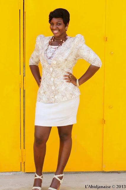 African Fashion | Street Style in Abidjan