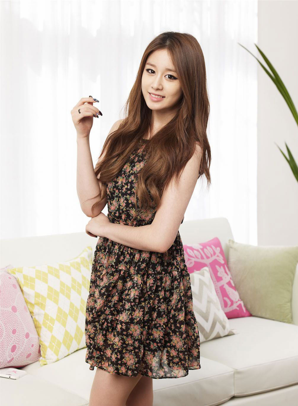 aku senonoh: Happy 19th Birthday, Jiyeon T-