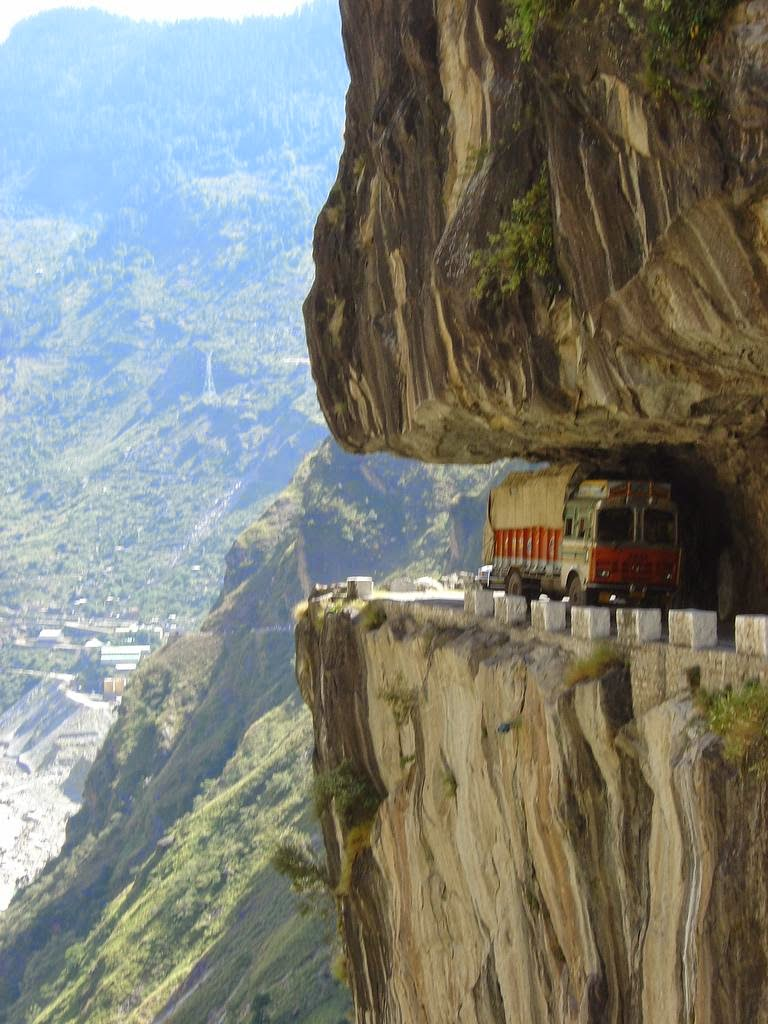 Karakoram Highway, Pakistan.