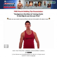 Vince Del Monte's No Nonsense Muscle Building & Army Of