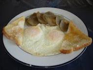 Kartoffelklösse Breakfast
