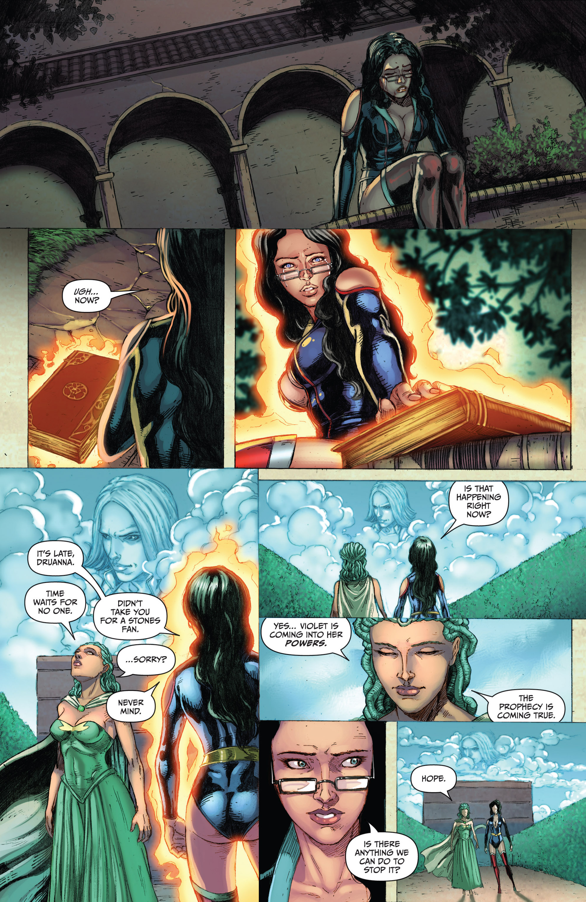 Grimm Fairy Tales (2005) Issue #103 #106 - English 24