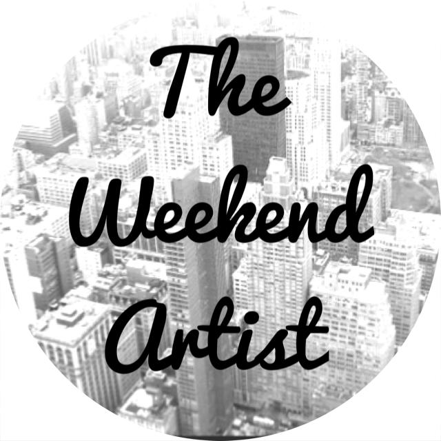 the weekend artist