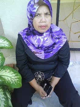 ( my mom )