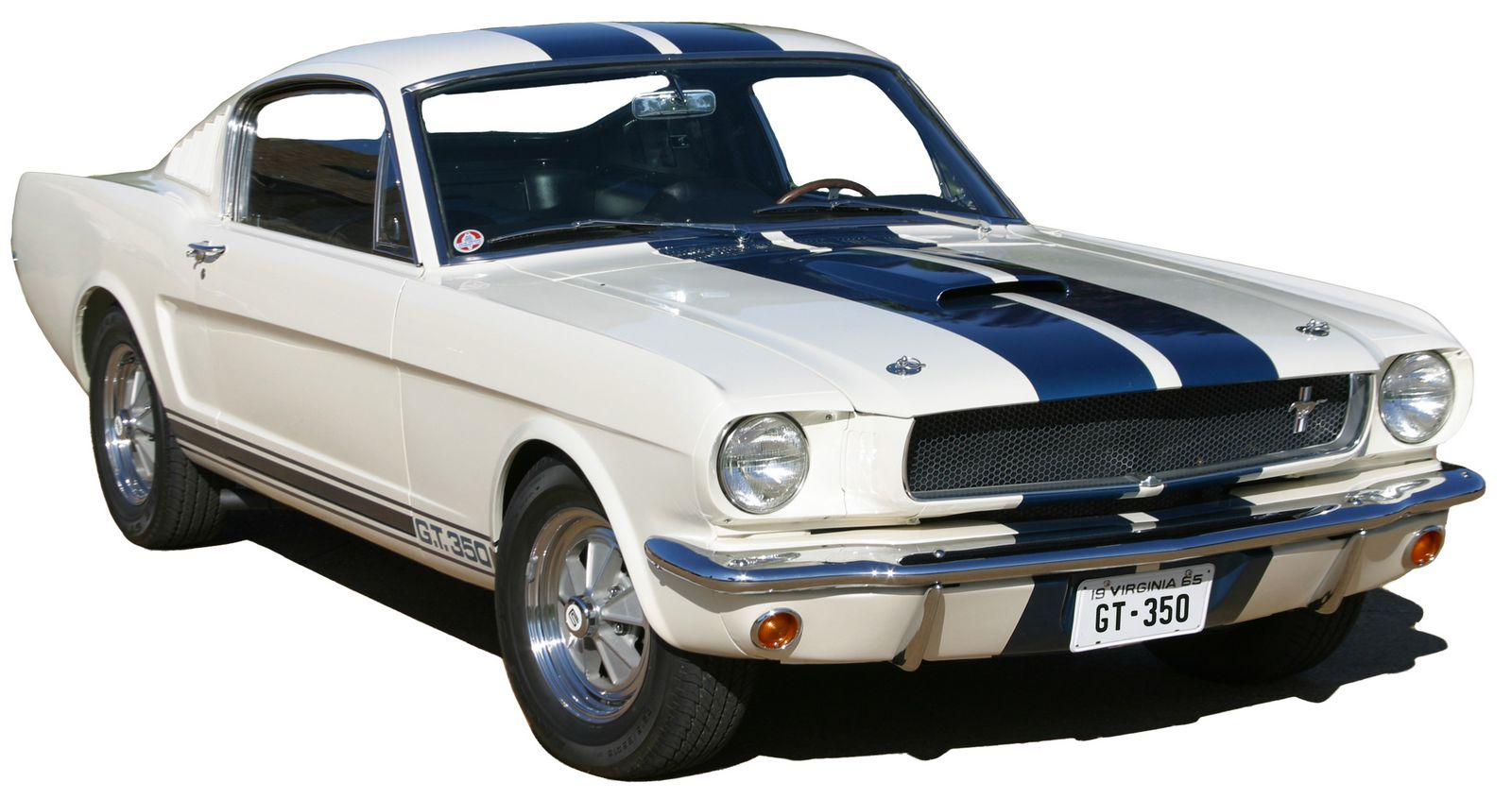 Carroll Shelby - Mustang Countdown Video