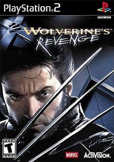 X2: Wolverine's Revenge PS2