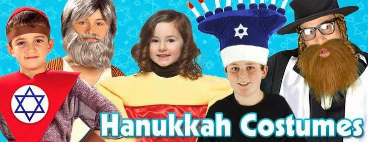 Hanukkah Costume Ideas