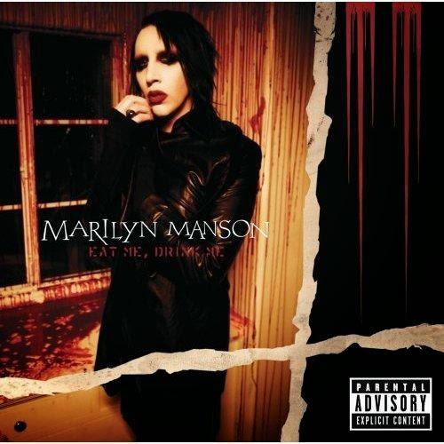 Marilyn Manson Eat Me Drink Me Album