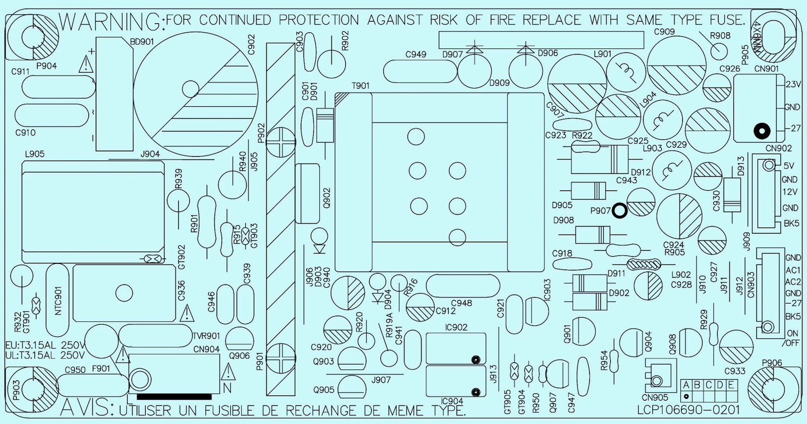 Philips Home Theater Schematic - Basic Guide Wiring Diagram •