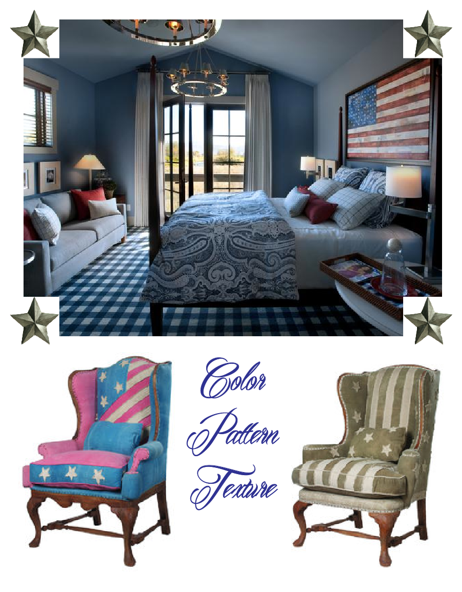 Guest Suite 2012 HGTV Chairs from Guild Master