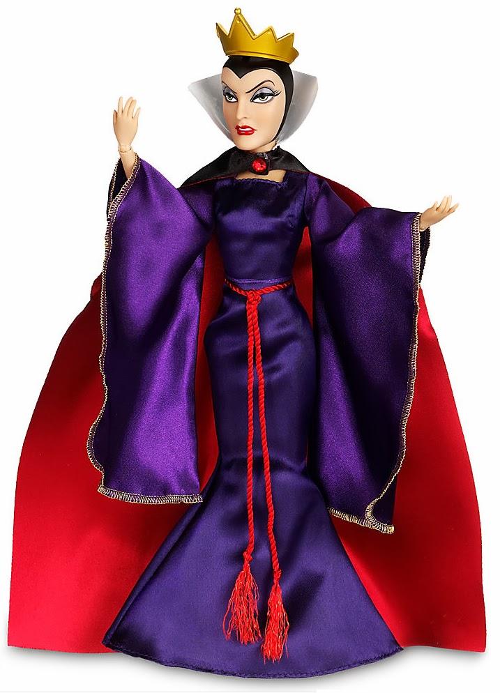 Злая королева дисней кукла