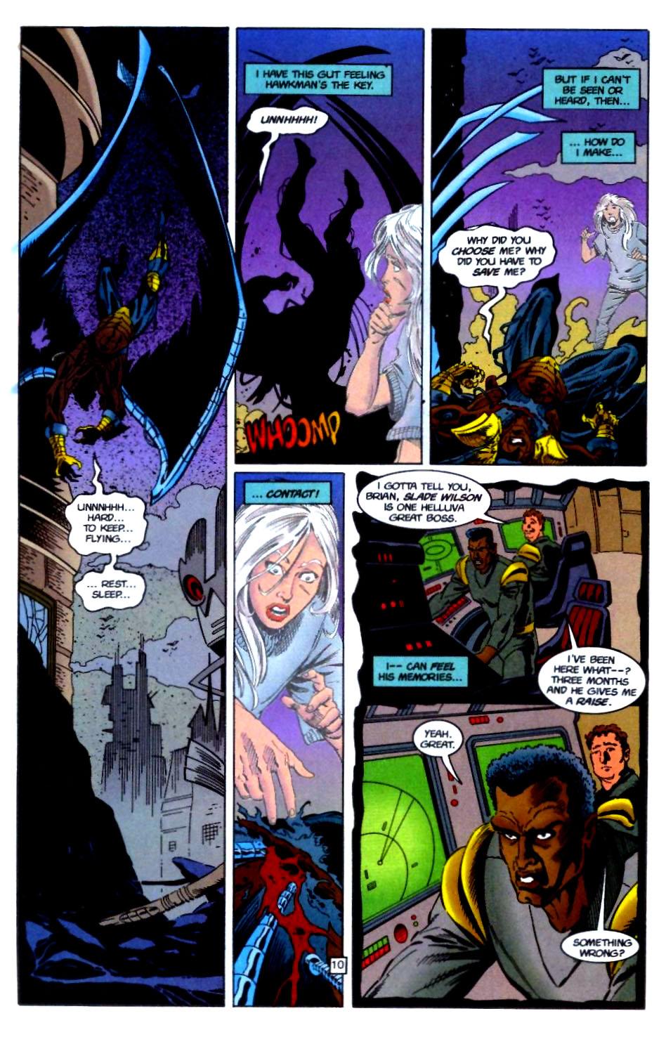 Deathstroke (1991) Issue #51 #56 - English 11