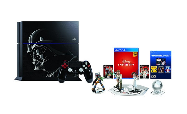SONY announces Darth Vader-inspired PS4 Limited Edition, available this November