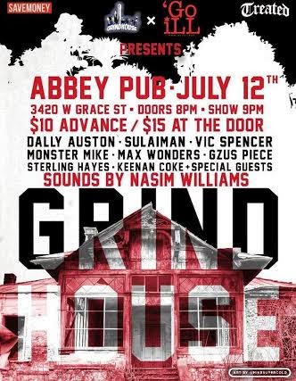 Event: Grind House Live - July 12