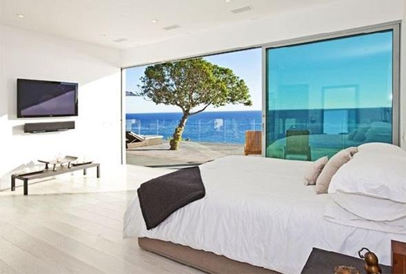 Decora y disena dise o de casa de playa elegante y for Decoracion de casas de playa modernas