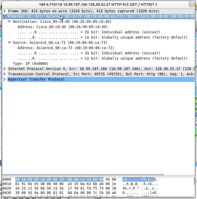 Tiburón de alambre: Redes Alámbricas Ethernet