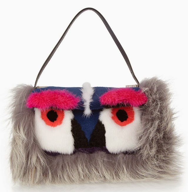 peekaboo mini bag