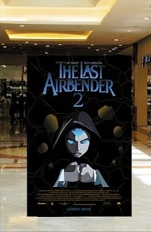 The Last Airbender 2 Poster by Ivan Alexis Rodriguez