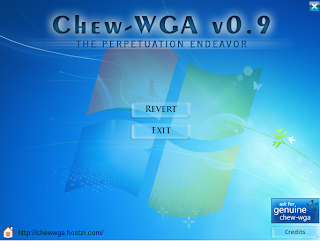 Chew WGA Remover | Full Version | 8.81 MB