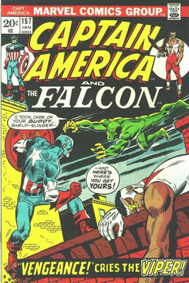 Captain America and the Falcon #157, The Viper