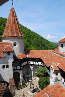 Bran (Dracula's) Castle - Transylvania, Romania
