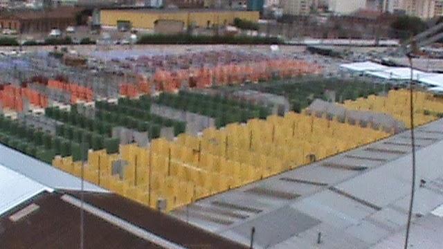 Boxes visto de cima