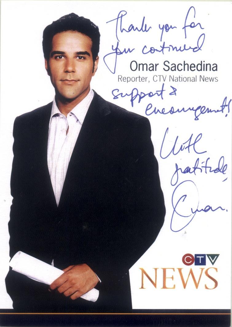 Dame's Portrait Gallery: Omar Sachedina, Toronto, Ontario ...