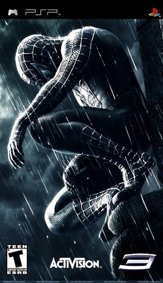 spiderman 3 psp android apk game for mobiles & tablets