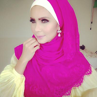 Rozita Che Wan Sambut Raya Di Kedah dan Perlis