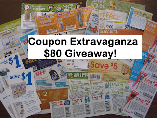 Spring Coupon Giveaway
