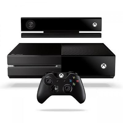 Lançamento de jogos para o Xbox One