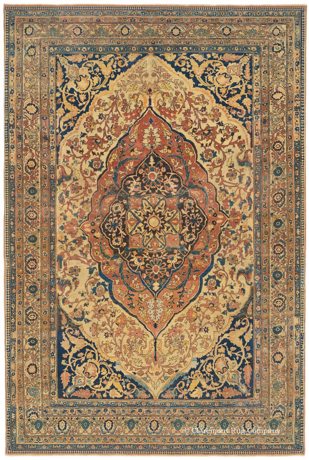 Antique Oriental Rug Education