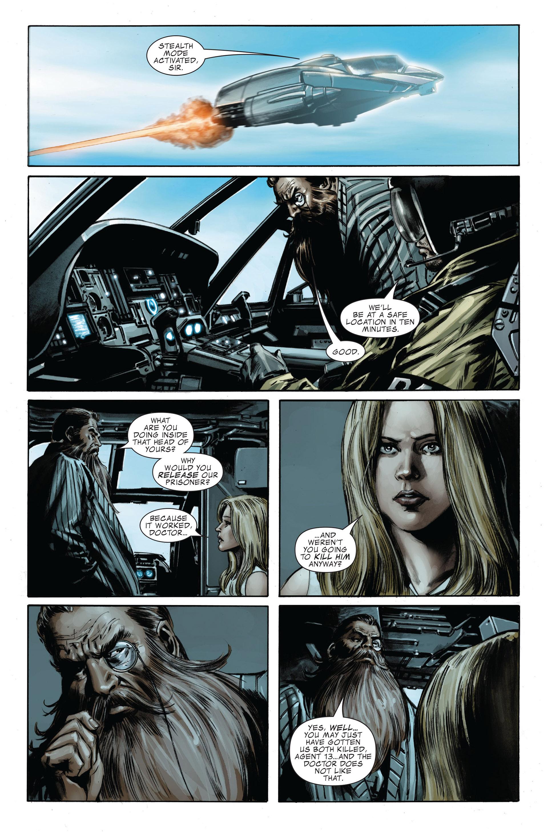 Captain America (2005) Issue #32 #32 - English 23