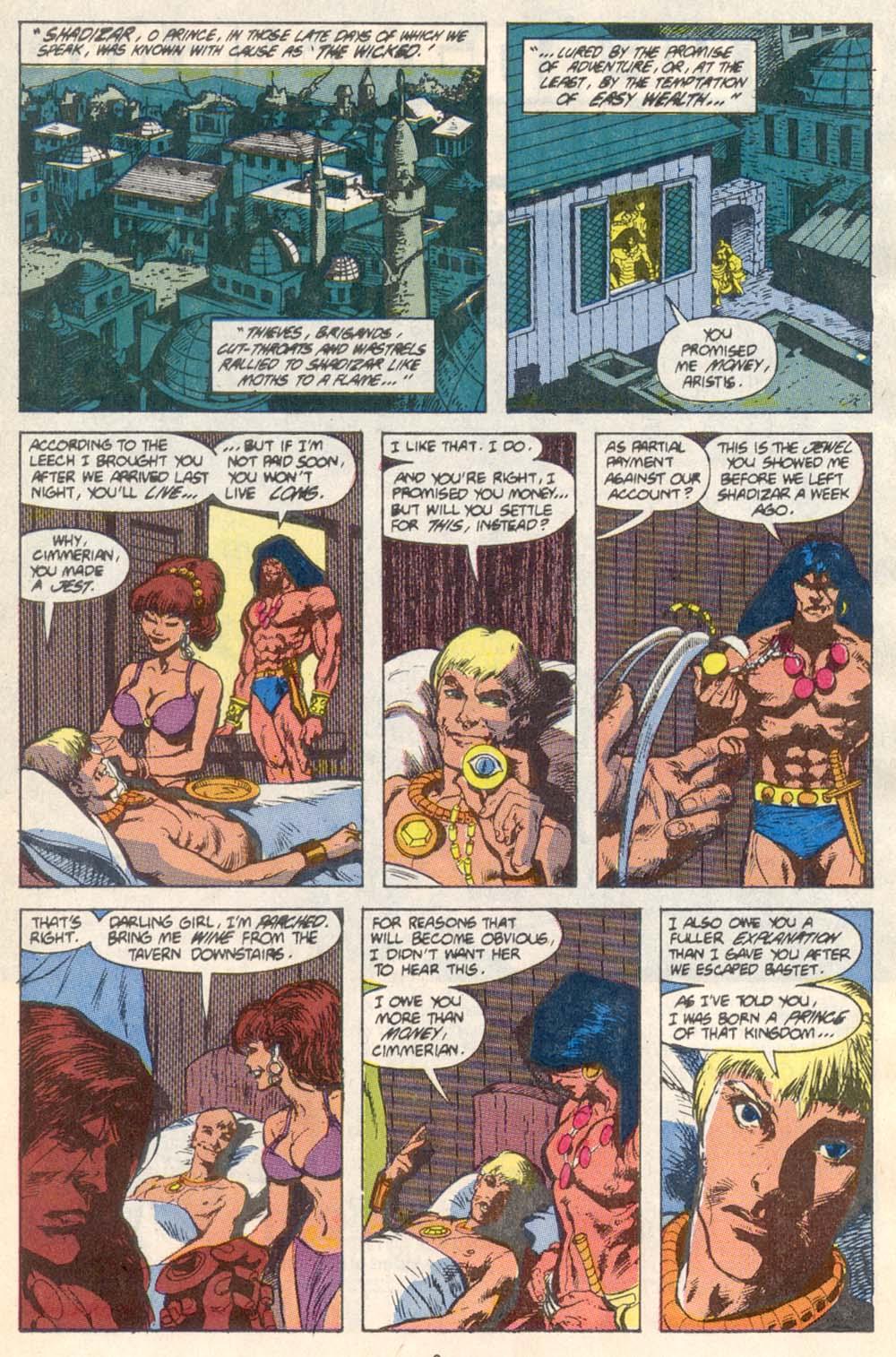 Conan the Barbarian (1970) Issue #227 #239 - English 8