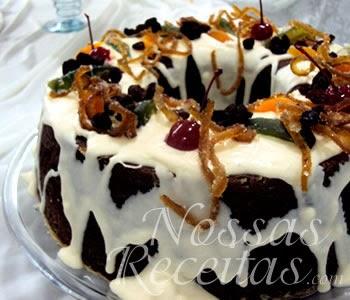 receita de bolo de reis