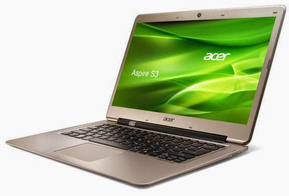Driver Acer Aspire S3-391 Windows 7