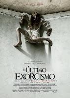 Cartel de la película El último exorcismo, dirigida por Daniel Stamm