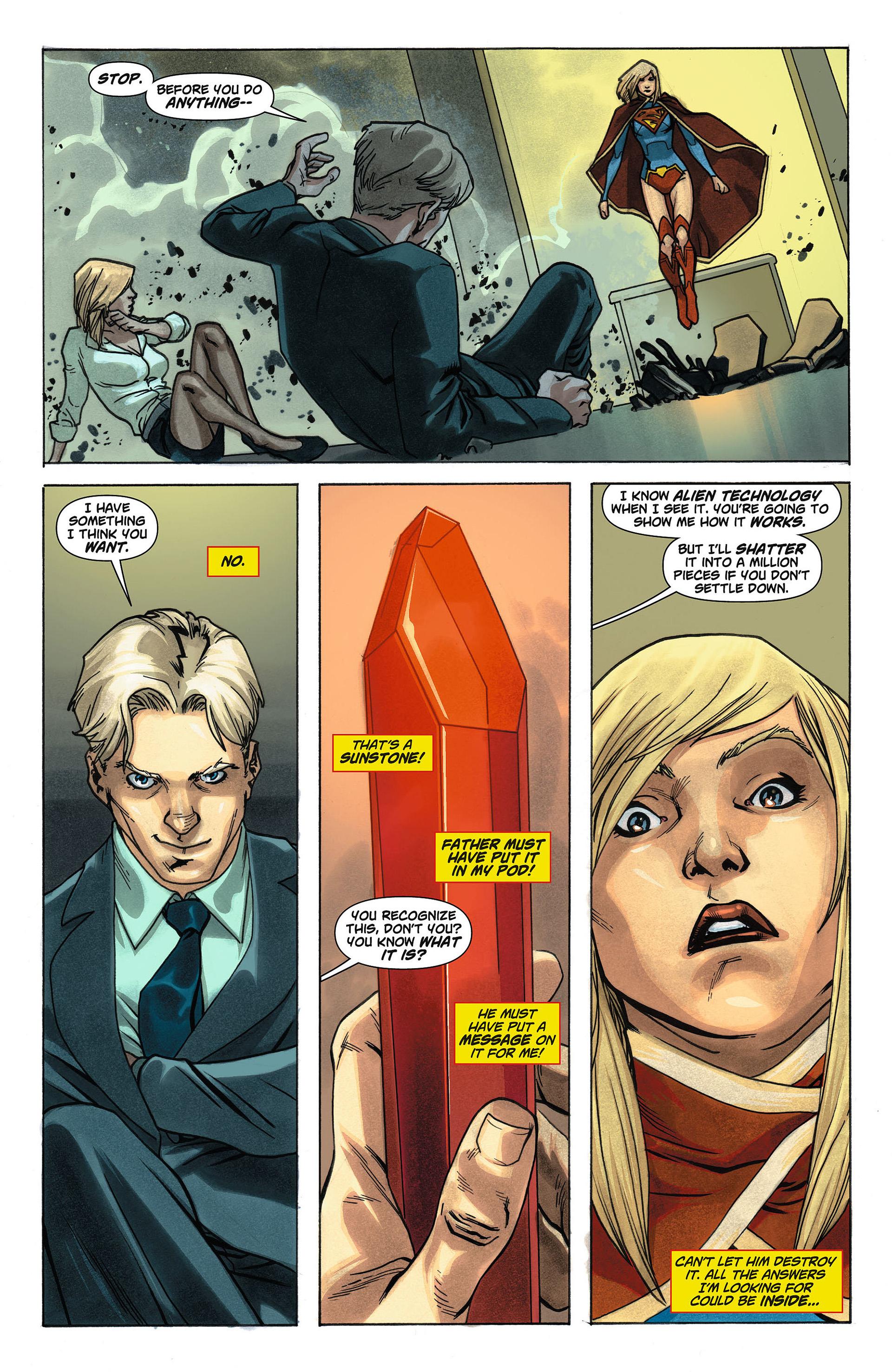 Supergirl (2011) Issue #4 #6 - English 13
