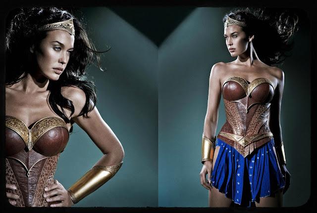Wonder Woman Джорджа Миллера (фото)