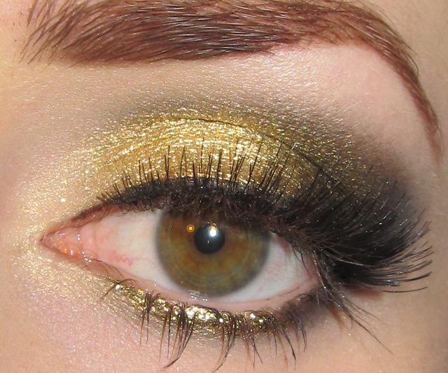 the gallery for gt dramatic eye makeup for blue eyes