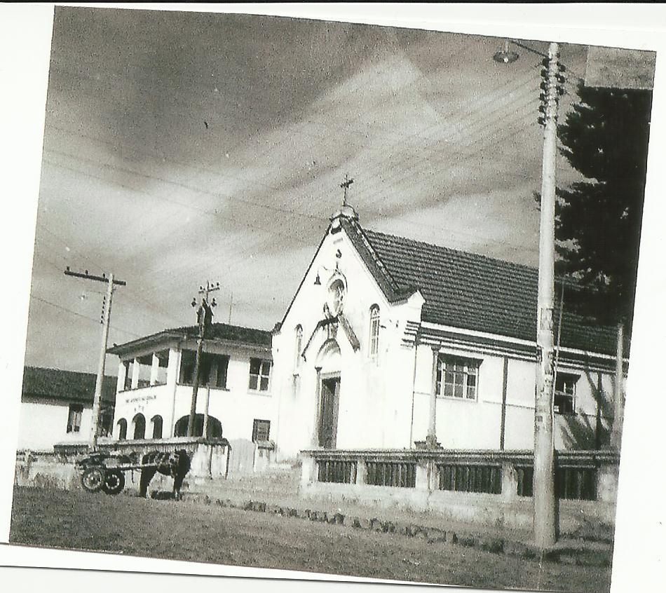 Igreja de São Geraldo de Barbacena MG